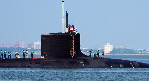 Report: U.S. Navy Needs More Nuclear Attack Submarines and Smaller Aircraft Carriers