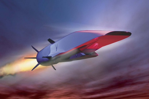 Russia vs. China vs. America: The Hypersonic Weapons Arms Race Is Here