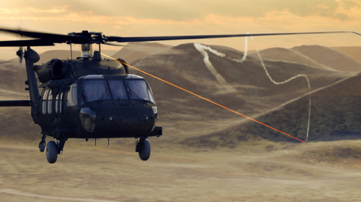 The New Way Helicopters 'Know' When Missiles Are Coming—And Shoot Them Down