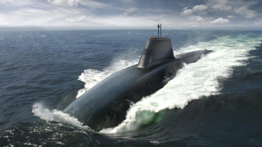 Introducing the Successor-Class: The Largest Submarines Ever Built For the Royal Navy