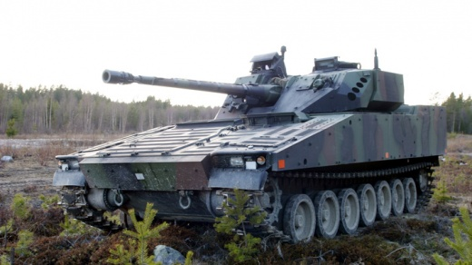 NATO Is Finally Getting 'Shields' for Some of its Armor (Thanks to BAE Systems)