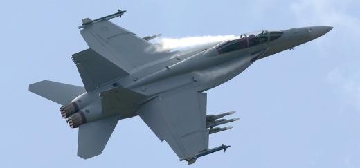 Are Canada's New F/A-18E Super Hornets Already Obsolete?