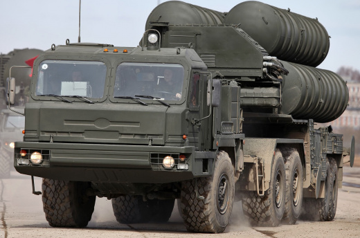 Turkey Is Finalizing Deal with Russia to Purchase Deadly S-400 Air Defense System