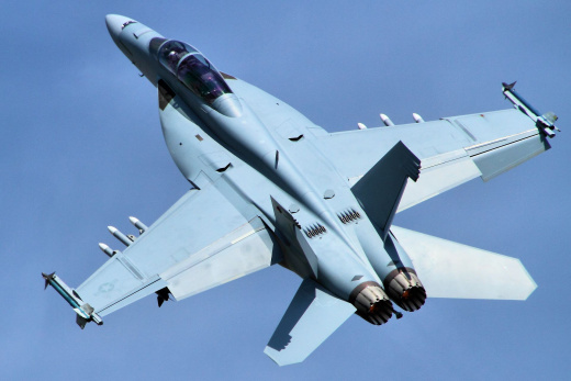 Navy Details Plan to Fix F/A-18 Oxygen Problem