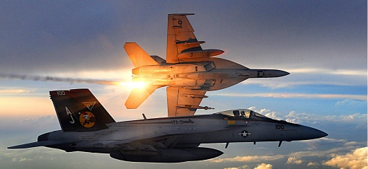Is Canada Getting Ready to Buy Boeing's F/A-18E/F Super Hornet?
