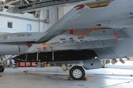F/A-18 Super Hornet: The U.S. Military's Next Navy-Killer?
