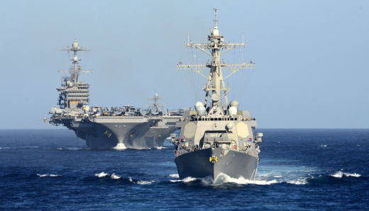 The Smart Way for America to Push Back Against China in the South China Sea