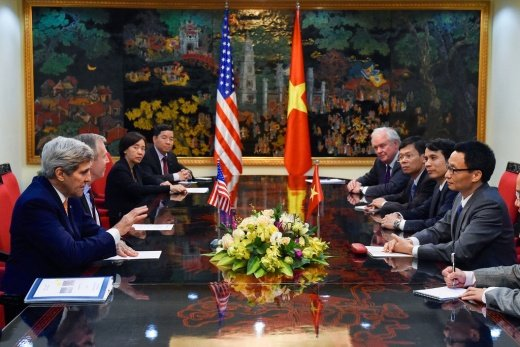 The Case for Stronger Relations Between Vietnam and America