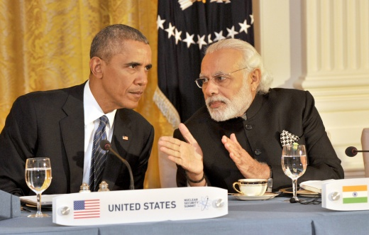 America and India: Aligned but not Allied