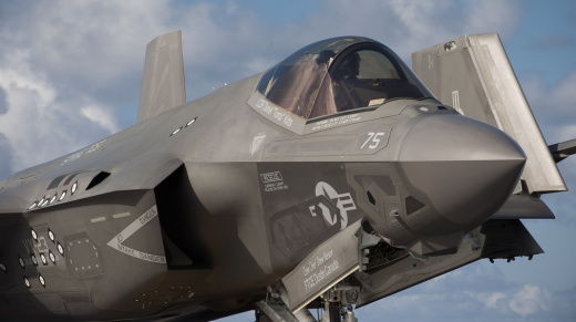 America's Aircraft Carriers Might Be Obsolete (And the F-35 Will Only Make the Problem Worse)