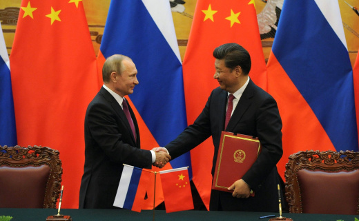 A China-Russia Alliance?