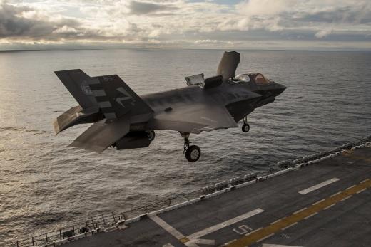 How Lockheed Martin's F-35 Program Became Boringly Successful