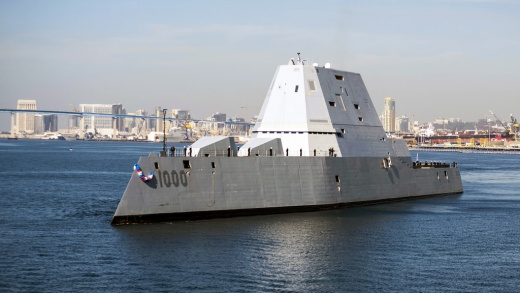The U.S. Navy is Moving at Warp Speed to Develop Super Lasers