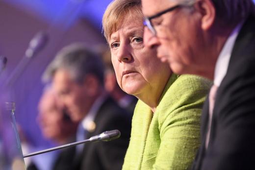 Is Trump Pushing Merkel to Create A German Superpower?