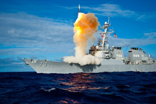 Northrop Grumman Has Some Serious Plans for America's AEGIS Missile Defense System
