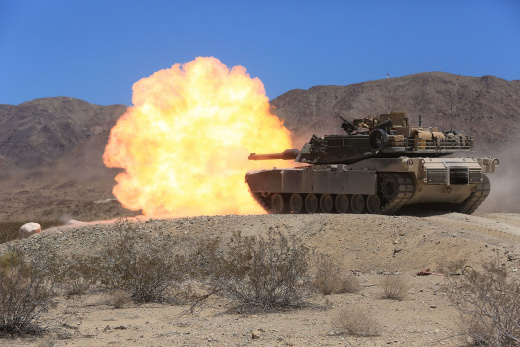 America's M1 Abrams Tanks are Getting a Big Upgrade: 'Shields'