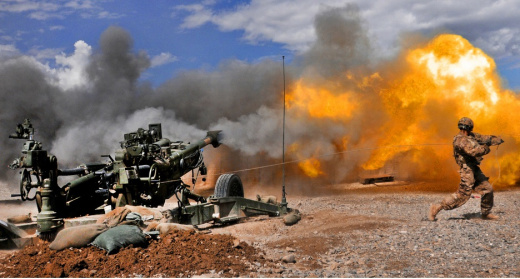 How the U.S. Army Plans to Go to War Against Russia, China and Iran (Their Weapons, That Is)