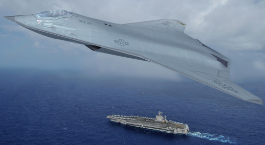 What Comes After the F-35 Could Revolutionize Warfare Forever