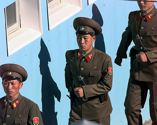 North Korea's Spy Agencies Should Not Be Underestimated