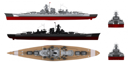 What It Took to Kill Nazi Germany's Super Battleship Bismarck Is Truly Astounding