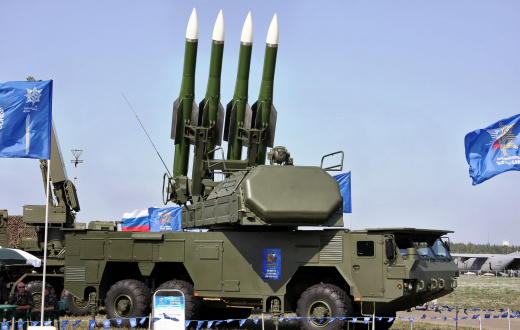 Get Ready, NATO:  Russia's New Air Defense Tech (Think Missiles and Lasers) Looks Dangerous