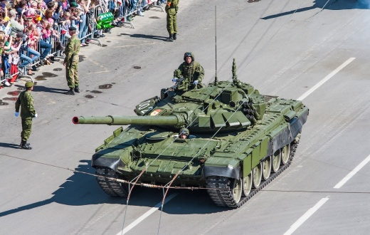 Russia's Secret Weapon to Invade the Baltics and Crush NATO: Soldiers Falling from the Sky