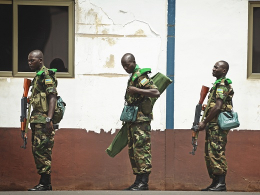 Security and Prosperity in Africa Go Hand in Hand