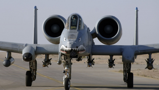 Why the A-10 Warthog Is a Real 'Flying Tank' (And Dominates the Battlefield)