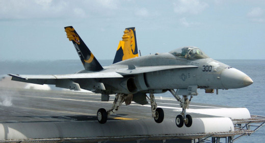 The U.S. Navy's F/A-18 Squadrons Are Broken