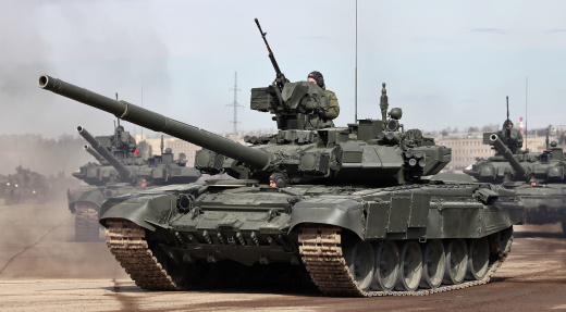 One of Russia's Most Powerful Tanks Is Coming to the Middle East