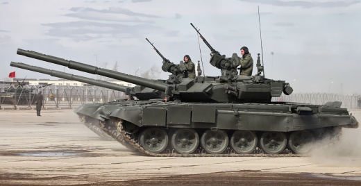 Get Ready, NATO: The Secret Reason Why Russia's New T-90M Tank Could Be a Total Monster