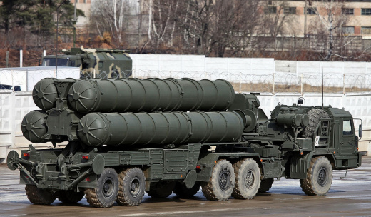 Would Russia Really Sell the Deadly S-400 to Turkey?