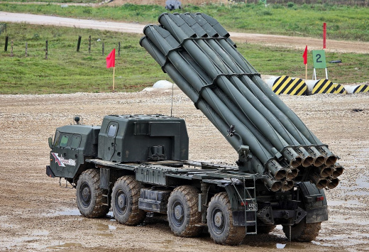 Russia's Big 'Guns' are Firing a Very Different Type of 'Bullet' These Days