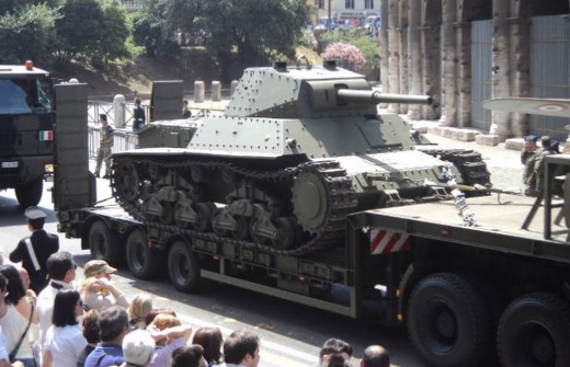 The P40: Italy's Killer World War II Tank You May Have Never Heard Of
