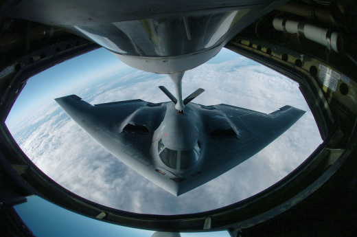 Report: America's Stealth B-2 Bomber Could Serve into the 2050s Thanks to Some Slick Upgrades