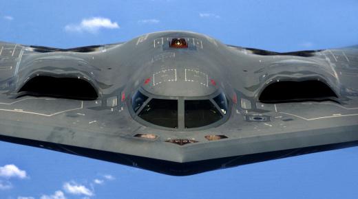 U.S. Air Force: We Need 165 New B-21 Stealth Bombers