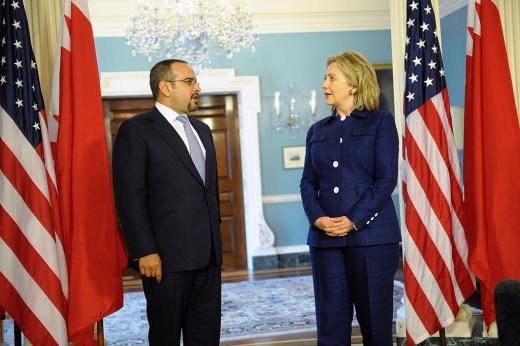 Hillary Clinton's Real Bahrain Scandal?