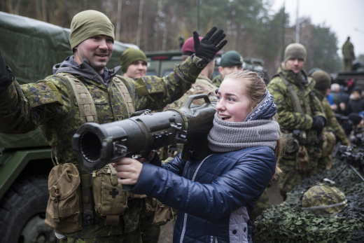 If Europe Really Worried About Russia, It Would Get Serious About Defense Spending