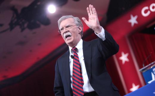 The Incredible Shrinking John Bolton