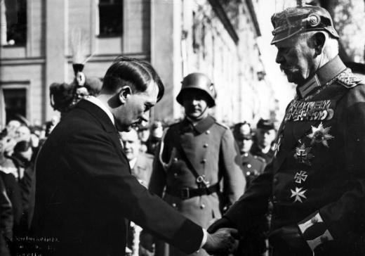 The Shocking Way Hitler Became Hitler