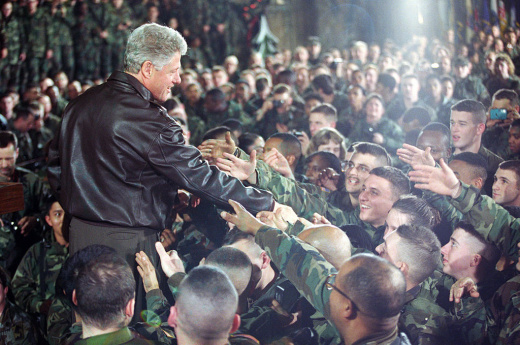 How U.S. Meddling in the Bosnia Conflict Changed the Face of NATO
