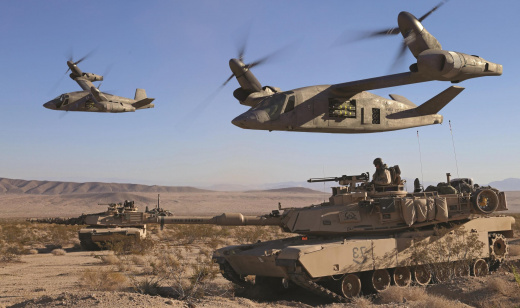 The U.S. Army Wants What Could be a Super Weapon: Stealth Helicopters Flying at 280 Knots
