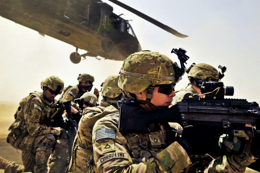 The New Normal: Sending Troops to Afghanistan and Forgetting They Exist