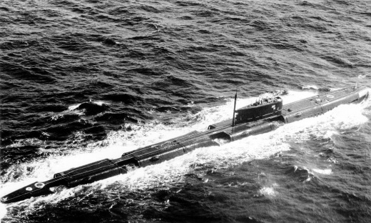 In 1985, a Freak Accident Caused a Russian Nuclear Submarine to Explode (And the Radiation Still Lingers)