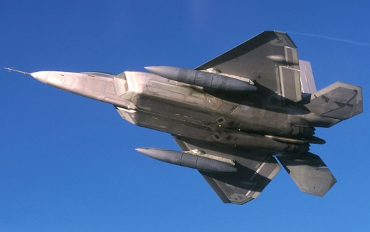 The Not-So-Secret Way to Kill an F-22 or F-35 Stealth Fighter