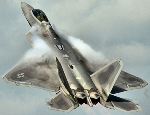 Get Ready, Russia and China: America's F-22 Raptor Is Getting More Stealth and More Firepower