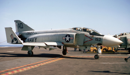 How This Nearly 60-Year-Old U.S. Fighter Is Battling Chinese Jets (And Winning)