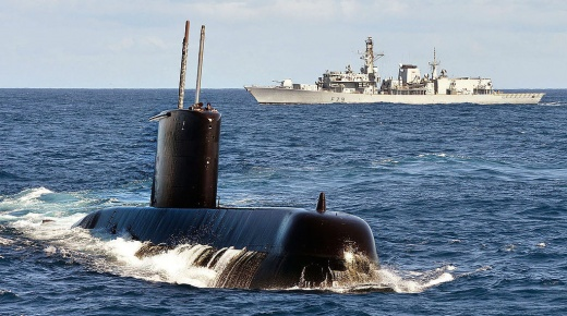 How the Falklands War (Thanks to a Stealthy Submarine) Could Have Gone Very Differently