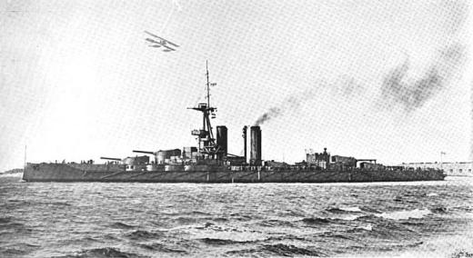 Iron Duke: Great Britain's World War I Super Battleship