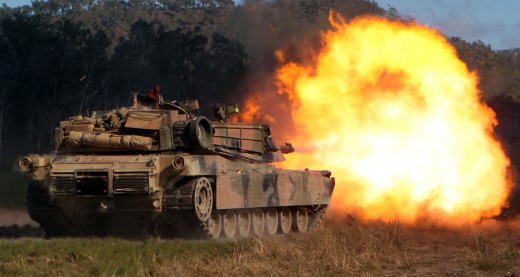 Tank War: What if France's Leclerc Battled America's M1 Abrams?
